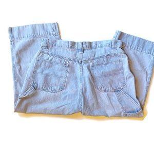 Denim - Vintage Mom Carpenter Painters Jeans Size 16
